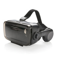 Virtual Reality Glasses VR Goggle with Integrated Bluetooth Headphones