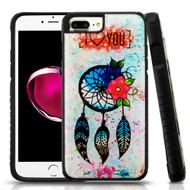 *Sale* Tough Anti-Shock Triple Layer Hybrid Case for iPhone 8 Plus / 7 Plus / 6S Plus / 6 Plus - Dreamcatcher Love