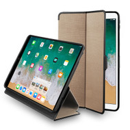 Smart Tech Folio Premium Hybrid Case with Auto Wake / Sleep for iPad Pro 10.5 inch - Gold