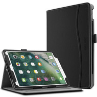 *Sale* Slim Folding Smart Leather Folio Stand Case with Auto Wake / Sleep for iPad Pro 10.5 inch - Black