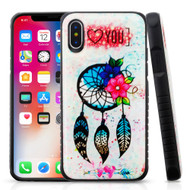 *Sale* Tough Anti-Shock Triple Layer Hybrid Case for iPhone X - Dreamcatcher Love