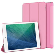 All-In-One Smart Hybrid Case for iPad (2017) / iPad Air / iPad Air 2 - Pink