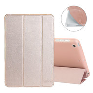 All-In-One Smart Leather Hybrid Case for iPad Mini - Rose Gold