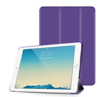 All-In-One Smart Hybrid Case for iPad (2017) / iPad Air / iPad Air 2 - Purple
