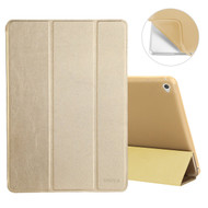 All-In-One Smart Leather Hybrid Case for iPad Air 2 - Gold