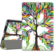 All-In-One Smart Leather Hybrid Case for iPad Pro 12.9 inch (1st and 2nd Generation) - Lucky Tree
