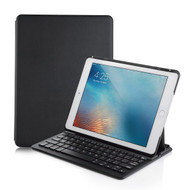 Ultra-Slim Bluetooth Wireless Keyboard Case with Auto Wake / Sleep Function for iPad Pro 9.7 inch / Air 2 - Black