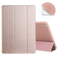 All-In-One Smart Leather Hybrid Case for iPad Air 2 - Rose Gold