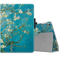 Leather Portfolio Smart Case for iPad Pro 10.5 inch - Blossom