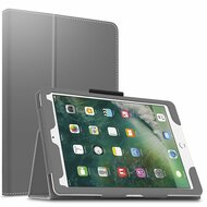 *Sale* Leather Portfolio Smart Case for iPad Pro 10.5 inch - Grey