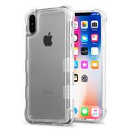 *Sale* Tuff Lite Air Cushion Transparent Hybrid Case for iPhone X - Clear
