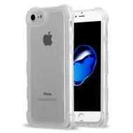 Tuff Lite Air Cushion Transparent Hybrid Case for iPhone 8 / 7 / 6S / 6 - Clear