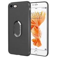 *Sale* Ring Stent Finger Loop Case for iPhone 8 / 7 - Black