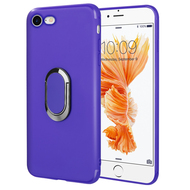 *Sale* Ring Stent Finger Loop Case for iPhone 8 / 7 - Navy Blue