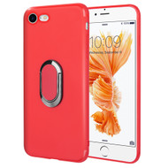 *Sale* Ring Stent Finger Loop Case for iPhone 8 / 7 - Red