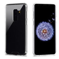 Ultra Hybrid Shock Absorbent Crystal Case for Samsung Galaxy S9 Plus - Clear