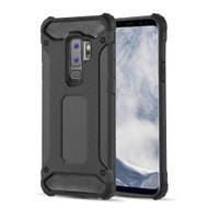 Extreme Armor Hybrid Case for Samsung Galaxy S9 Plus - Black