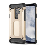 Extreme Armor Hybrid Case for Samsung Galaxy S9 Plus - Gold