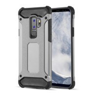 Extreme Armor Hybrid Case for Samsung Galaxy S9 Plus - Grey