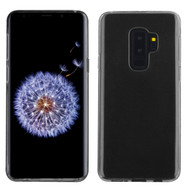 Rubberized Crystal Case for Samsung Galaxy S9 Plus - Smoke