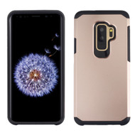 Hybrid Multi-Layer Armor Case for Samsung Galaxy S9 Plus - Rose Gold
