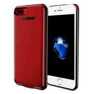 Smart Power Bank Battery Case 4200mAh for iPhone 8 Plus / 7 Plus - Red