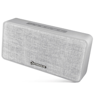 HyperGear FABRIX Bluetooth V4.1 Wireless Speaker - Grey