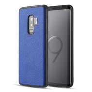 Saffiano Lite Luxury Fusion Case for Samsung Galaxy S9 Plus - Blue