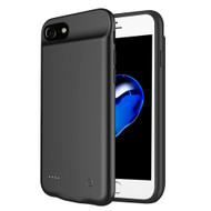 Quantum Energy Smart Power Bank Battery Case 3000mAh for iPhone 8 / 7 / 6S / 6 - Black