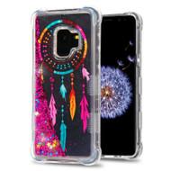 *Sale* Tuff Lite Quicksand Glitter Transparent Case for Samsung Galaxy S9 - Dreamcatcher