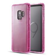 *Sale* Duraproof Transparent Anti-Shock TPU Case for Samsung Galaxy S9 Plus - Pink