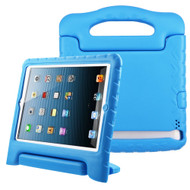 Kids Friendly Light Weight Shock Proof Standing Case with Handle for iPad 2, iPad 3 and iPad 4th Generation - Blue