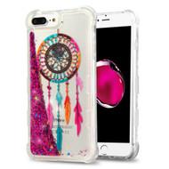 *Sale* Tuff Lite Quicksand Glitter Transparent Case for iPhone 8 Plus / 7 Plus / 6S Plus / 6 Plus - Dream Catcher