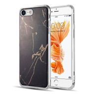 *Sale* Marble IMD Soft TPU Glitter Case for iPhone 8 / 7 - Black
