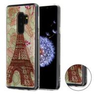*Sale* Shockproof Crystal TPU Case for Samsung Galaxy S9 Plus - Eiffel Tower