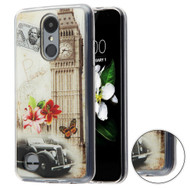 Shockproof Crystal TPU Case for LG Aristo 2 / Fortune 2 / K8 (2018) / Tribute Dynasty / Zone 4 - Big Ben