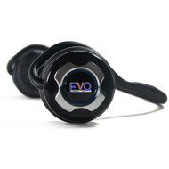 EVO Bluetooth Wireless Sports Stereo Headset - Black