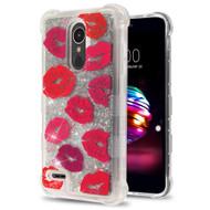 *Sale* Tuff Lite Quicksand Glitter Case for LG K30 - Blissful Kisses