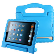 *Sale* Kids Friendly Light Weight Shock Proof Standing Case with Handle for iPad Mini 1 / 2 / 3 / 4th Generation - Blue