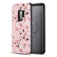 *Sale* Art Pop Series 3D Embossed Printing Hybrid Case for Samsung Galaxy S9 - Sakura