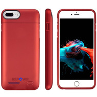 *SALE* Smart Power Bank Battery Case 3000mAh for iPhone 8 / 7 / 6S / 6 - Red