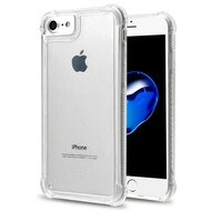 Tough Snap-on Crystal Fusion Case for iPhone 8 / 7 / 6S / 6 - Clear