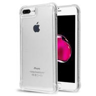 Tough Snap-on Crystal Fusion Case for iPhone 8 Plus / 7 Plus / 6S Plus / 6Plus  - Clear