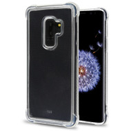 Tough Snap-on Crystal Fusion Case for Samsung Galaxy S9 Plus- Clear