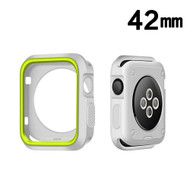 *Sale* Performance Sports Bumper Case for Apple Watch 42mm - Green Grey