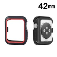 *Sale* Sport Bumper Case for Apple Watch 42mm - Red Black