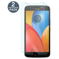 Crystal Clear Screen Protector for Motorola Moto E4 Plus - Twin Pack