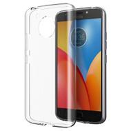 Crystal Clear TPU Case for Motorola Moto E4 Plus