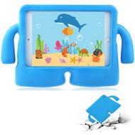 Kids Friendly Drop Resistant EVA Foam Case for iPad 2, iPad 3 and iPad 4th Generation - Blue