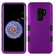 Military Grade Certified TUFF Hybrid Armor Case for Samsung Galaxy S9 Plus - Purple